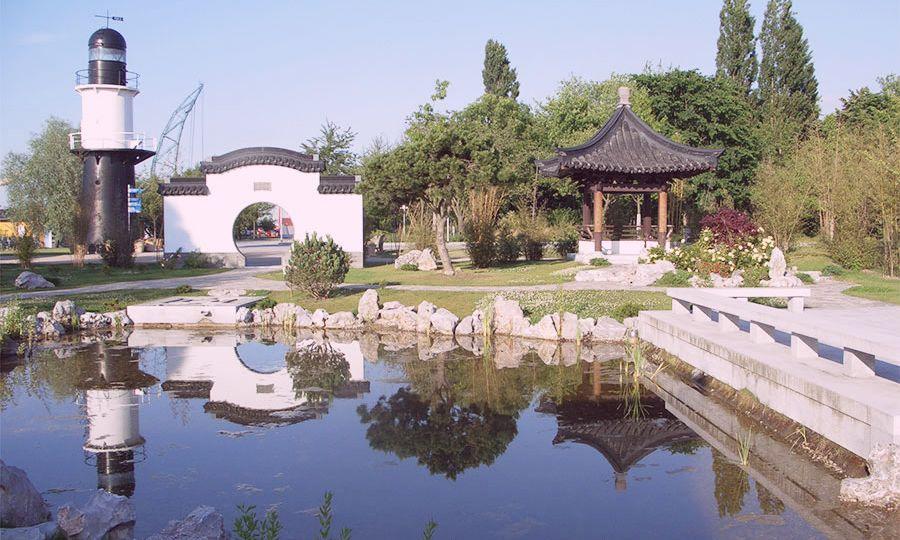 Chinesischer Garten Iga Park