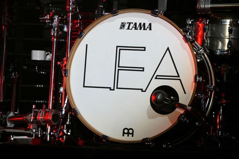 LEA IGA Park Rostock Schlagzeug