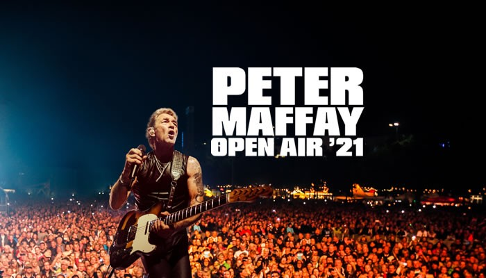 Peter Maffay Open-Air 2021 Rostock