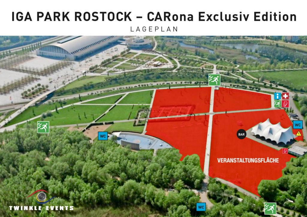 Iga Park Rostock 2021